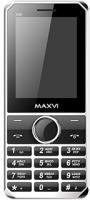 Мобильный телефон Maxvi X300 (черный) -