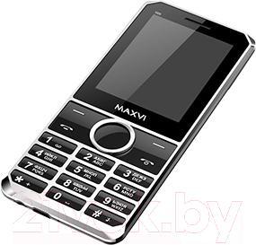 Мобильный телефон Maxvi X300 (черный)