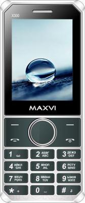 Мобильный телефон Maxvi X300 (серый)