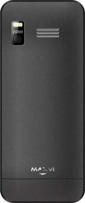 Мобильный телефон Maxvi X500 (черный)