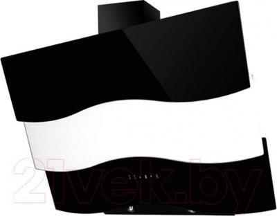 Вытяжка декоративная Dach Migros 60 (черно-белый)
