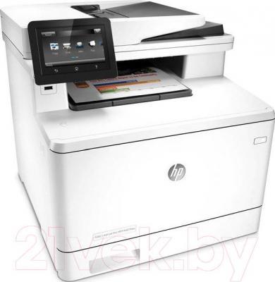 МФУ HP Color LaserJet Pro MFP M477fnw (CF377A)
