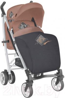 Детская прогулочная коляска Lorelli S200 Beige/Grey  (10020831501)