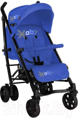 Детская прогулочная коляска Lorelli S200 (синий)