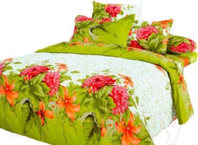 Комплект постельного белья Arya Сатин Печатное Belinda / PB160X220Bel (160x220)