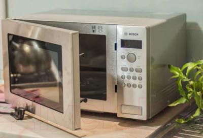 Микроволновая печь Bosch HMT84G451R - презентационное фото 1