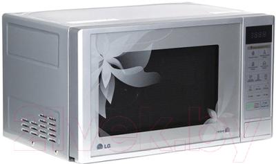 Микроволновая печь LG MS2043DADS - вид спереди 2