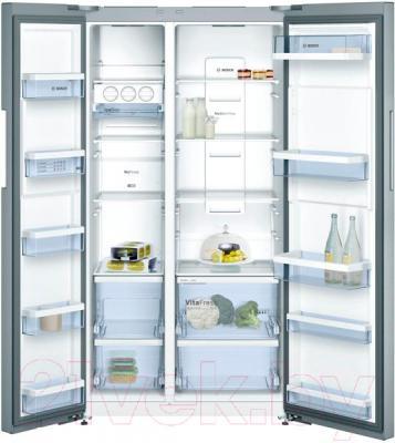 Холодильник с морозильником Bosch KAN92VI25R