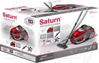 Пылесос Saturn ST-VC0266 (красный)