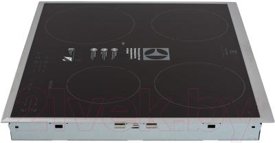 Индукционная варочная панель Electrolux EHH96340XK