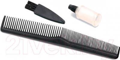 Машинка для стрижки волос Polaris PHC 0301R (черный) - входят в набор