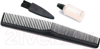 Машинка для стрижки волос Polaris PHC 0502RC (черный) - комплектация