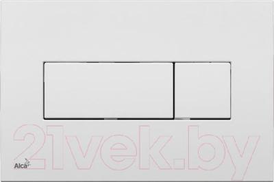 Кнопка для инсталляции Alcaplast M370 (белый)