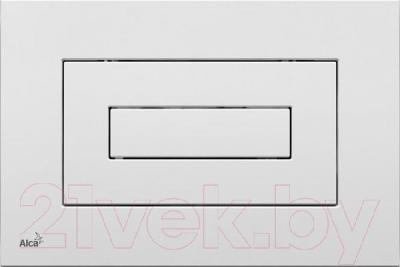 Кнопка для инсталляции Alcaplast M470 (белый)