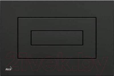 Кнопка для инсталляции Alcaplast M478 (черный)
