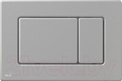 Кнопка для инсталляции Alcaplast M279 (металл)