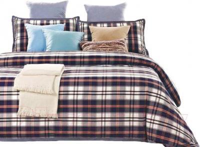Комплект постельного белья Arya Bordeaux Holly / PBB200X220Hol (200x220)