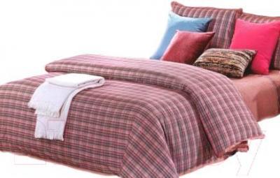 Комплект постельного белья Arya Bordeaux Troyes / PB200X220Tro (200x220)
