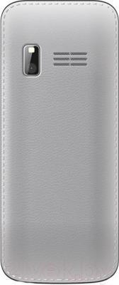 Мобильный телефон Maxvi X850 (серебристый)
