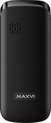 Мобильный телефон Maxvi C4 (черный)