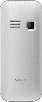 Мобильный телефон Maxvi C5 (белый)