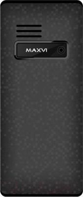 Мобильный телефон Maxvi C7 (черный)