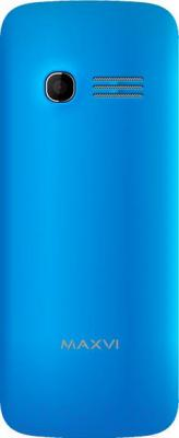 Мобильный телефон Maxvi C10 (синий)