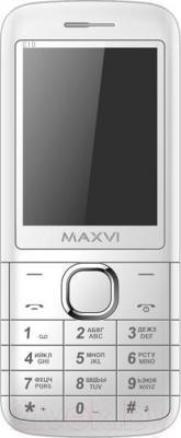Мобильный телефон Maxvi C10 (белый)