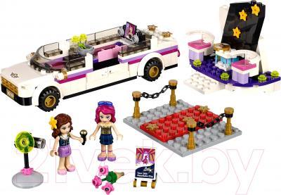 Конструктор Lego Friends Поп звезда: Лимузин (41107)