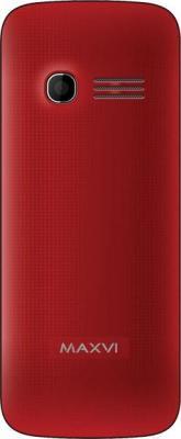 Мобильный телефон Maxvi C11 (красный)