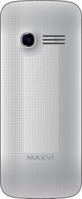 Мобильный телефон Maxvi C11 (белый)
