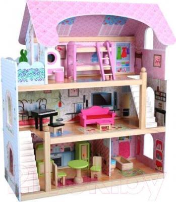 Аксессуар для куклы Eco Toys Кукольный домик Delia 4110