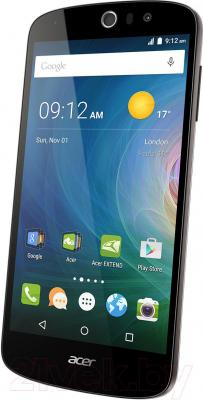 Смартфон Acer Liquid Z530 / HM.HQSEU.004 (черный)