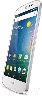 Смартфон Acer Liquid Z530 / HM.HQWEU.004 (белый)