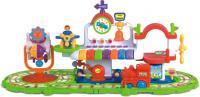 Развивающая игрушка Canhui Toys Музыкальный поезд BB360 -