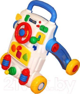 Ходунки-игровой центр Play Smart Юный водитель 7014