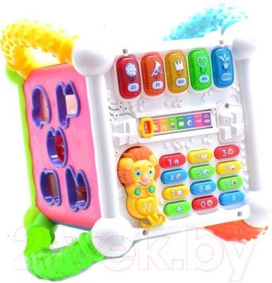 Развивающая игрушка Play Smart Куб Занятые ручки 0976
