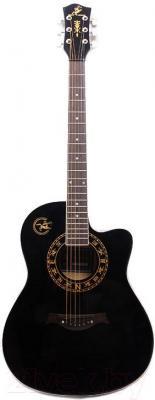 Акустическая гитара Swift Horse WG-393 C/BK (черный)