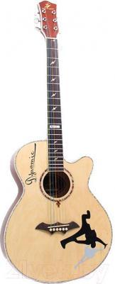 Акустическая гитара Swift Horse DG-880 C/N (натуральный цвет)