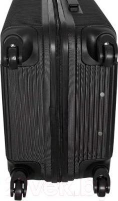 Чемодан на колесах Globtroter 83160 - основание чемодана