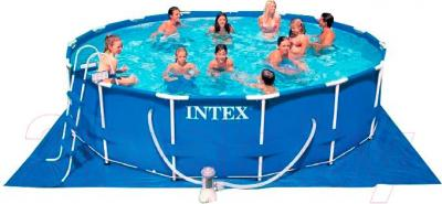 Каркасный бассейн Intex Metal Frame 28228NP