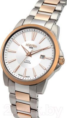 Часы мужские наручные Roamer 730856 49 15 70