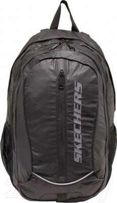 Рюкзак городской Skechers Olympia 7080406 (черный) - общий вид