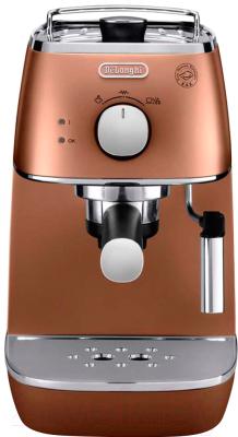 Кофеварка эспрессо DeLonghi ECI341.CP