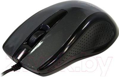 Мышь Sven RX-515 Silent (серый)