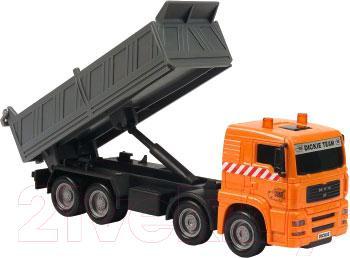 Детская игрушка Dickie Кран башенный с техникой 203462413