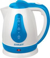Электрочайник Scarlett SC-EK18P29 (бело-голубой) -
