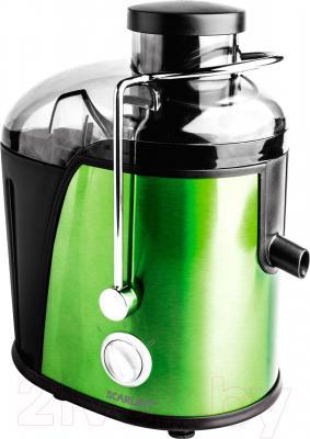 Соковыжималка Scarlett SC-JE50S14 (зеленый)