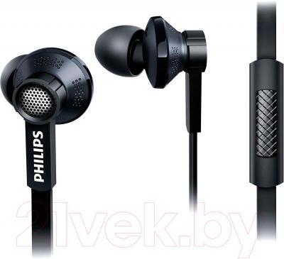 Наушники-гарнитура Philips TX1BK/00