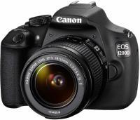 Зеркальный фотоаппарат Canon EOS 1200D EFS 18-55 IS UKK -
